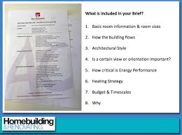Building Design Brief Template Home Design A Step By Step Guide To Designing Your Dream