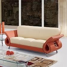 unique burnt orange leather sofa 13 for home design ideas with burnt orange leather sofa burnt orange furniture