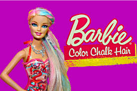 Barbie Hair Dye Color Changing Mattel Barbie Doll With Rapunzel