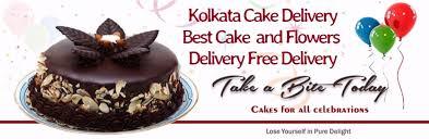 Kolkata City Special Best Cake Delivery Shop In Kolkata