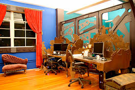 graphic design office. Design Inspiration - Three Rings Offices Graphic Office \