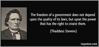Image result for Radical Thaddeus Stevens