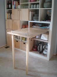 Kitchen Storage Furniture Ikea Expedit Kitchen Storage And Counter Ikea Hackers Ikea Hackers In