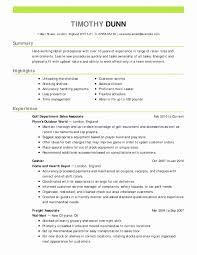 Career Change Resume Samples New 25 Fresh Good Resume Objective