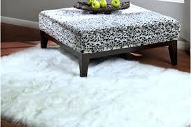 outdoor amazing white fur rug rare target sheepskin faux big w designs white faux