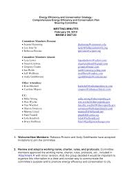 Meeting Minutes And Attachments 2 24 10