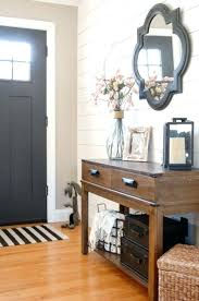 small entryway furniture. Entryway Furniture Ideas Small Mirrors Wall Photos Front Entrance .