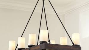 arturo 8 light rectangular chandelier dining room cintascorner pertaining to arturo 8 light rectangular chandelier