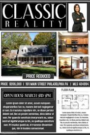 realtor open house flyers customizable design templates for house for sale postermywall