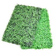 2019 whole diy artificial lawn turf green grass lawns garden market wall decor house ornaments decorative plastic turf 63 44cm from yigu002