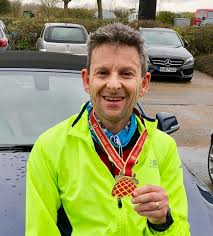 Our Managing Director Ivan Lyons has done it - 52 Marathons in 52 weeks! -  Investment Solutions