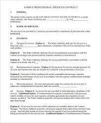 Service Contract Template Free Contract Template Free Service Contract Template Letterform231118 Com