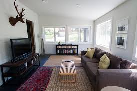 PAINTING THE LIVING ROOM FLOOR TILES PART IIPainted Living Room Floors