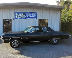 Spectre Equipped 1968 Chevy Impala Custom Sleeper Built By Blevins ...
