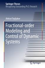 fractional order modeling and control of dynamic systems aleksei   preview