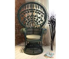 nice peacock chair for classy peacock chair