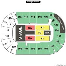 Seating Chart Tsongas Arena Lowell Ma Valley View Casino Online Charts Collection