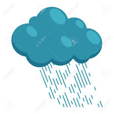 Image result for rain cartoon
