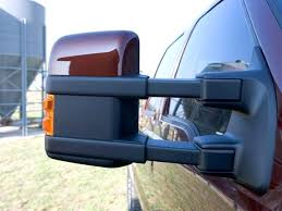 Pickup Truck Mirrors Z Ford Super Duty Pickup Truck Side Mirrors ...