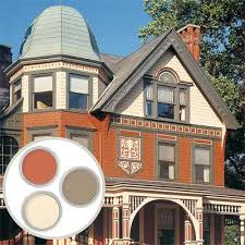 historic exterior paint colorsAll About Exterior Paint  Queen anne Benjamin moore and Georgian