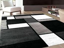 raymour and flanigan rugs black and white area rugs best rug variety black fuzzy area rug