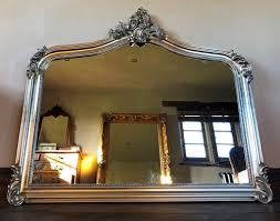 the annecy large over mantle mirror