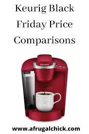 Looking for the best keurig coffee maker? Keurig Black Friday Price Comparisons