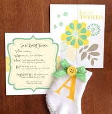 Baby Shower Invitation Letter