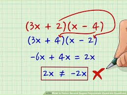 image titled factor second degree polynomials quadratic equations step 11