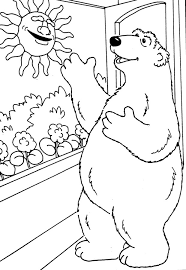 Barney Coloring Book Pages Clrg