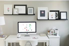 tiny office. Prints, From Left: Flower, Mascara, Bobby Pins, \u201cthere Is Beauty In Simplicity\u201d, Bun, \u201cit Well\u201d Tiny Office