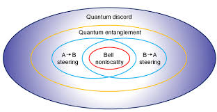 Quantum Venn Diagram Paradox From Einstein Podolsky Rosen Paradox To Quantum Nonlocality