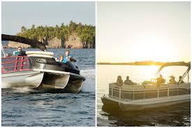 Tritoon Vs Pontoon Discover Boating