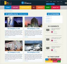 Template For Directory 14 Directory Listing Joomla Themes Templates Free Premium