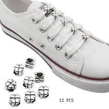 shoelace buckle shoe decoration metal