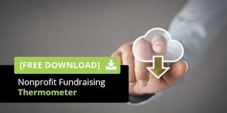 Fundraising Goal Chart Ideas Free Download Fundraising Thermometer Template
