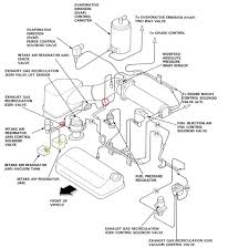 1999 Honda Accord Transmission Diagram