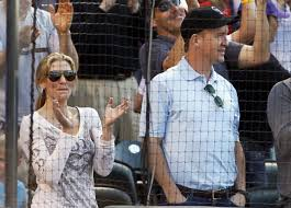 peyton manning wife. Ashley Manning (l.), Alleged To Have Accepted HGH On Behalf Of NFL Superstar Husband Peyton, Also Agreed Be Deposed In Place Her Spouse A 2010 Peyton Wife G