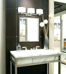 bathroom vanity light height. Brilliant Bathroom Bathroom Vanity Light Height Makeup Lights  Above  Intended Bathroom Vanity Light Height M