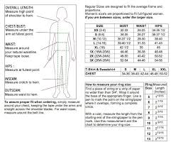 White Mark Size Chart Pyramid Collection Size Chart Clothes Closet Fashion