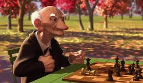 Image result for geri's game