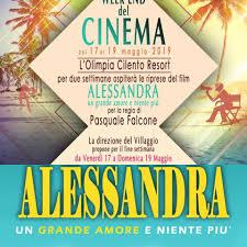 Alessandra_il film - Home