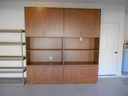 build a shelf unit large storage cabinets gladiator storage garage corner shelf