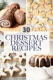 This will be a lighter addition to your christmas desserts! 30 Best Christmas Dessert Recipes Ahead Of Thyme