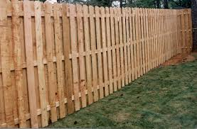 wood fence pickets ideas
