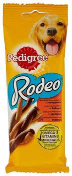 <b>Лакомство для собак</b> Pedigree Rodeo мясные косички — купить ...