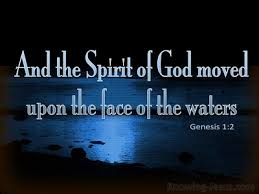 41 Bible verses about The Spirit Of God