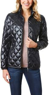 32 Degree Ultra Light Jacket 32 Degrees Heat Ladies Packable Ultra Light Down Jacket