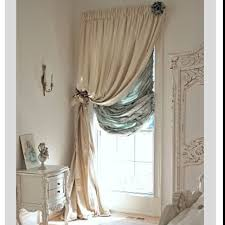 double curtain rods