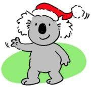 Image result for free australian christmas clipart